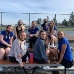 Fife Girls Tennis Wins the League Title After Beating Washington 4-1