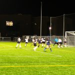 Under the lights at Squalicum