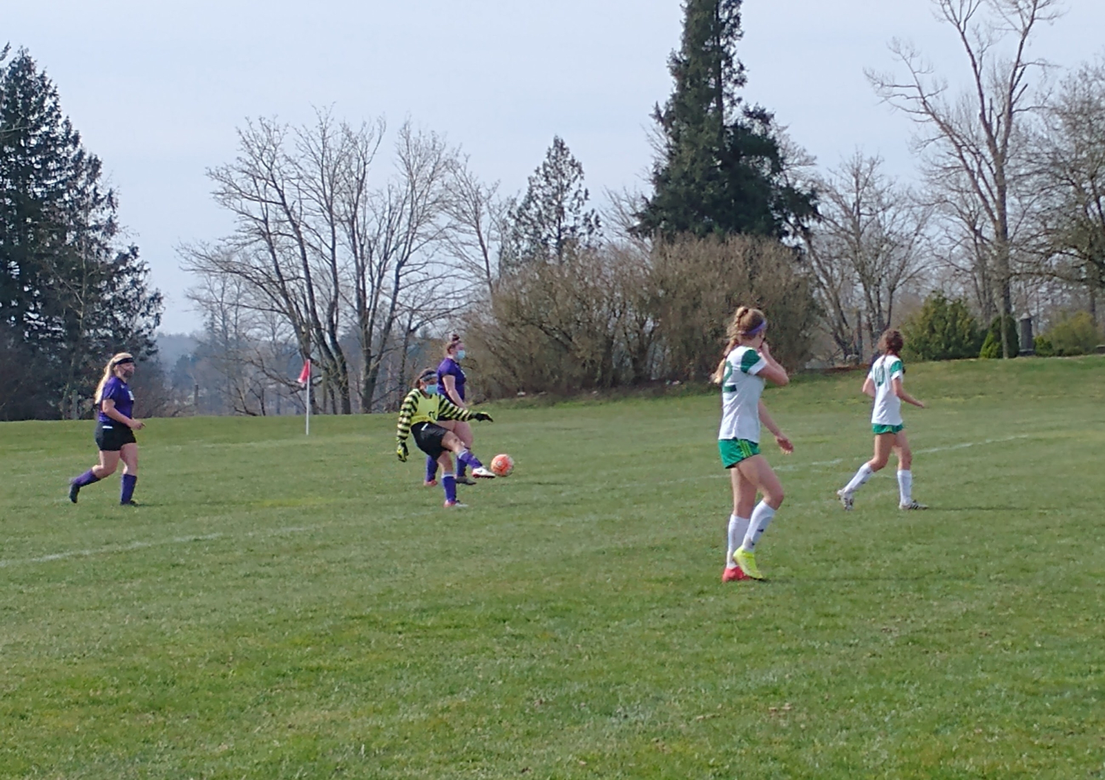 Girls Soccer vs Lynden