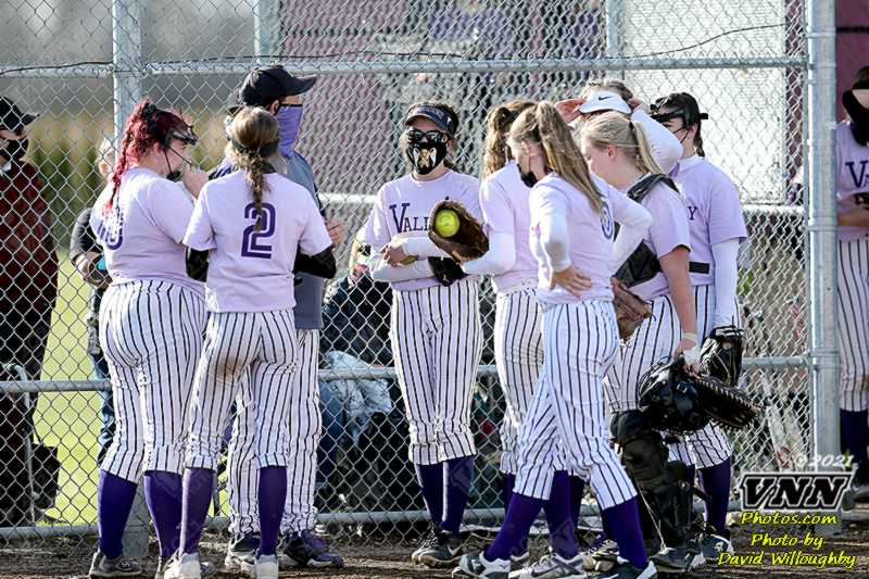 March 08, 2021 Mt Baker at Nooksack Girls Softball – David Willoughby Photos