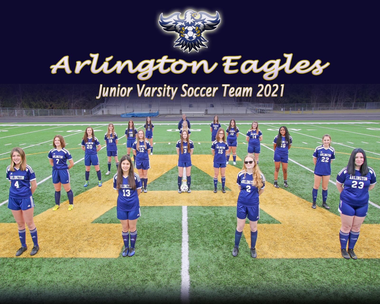 Girls Soccer 2021