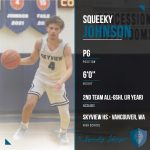 Storm Basketball's Squeeky Johnson commits to Edmonds College