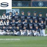 Storm Baseball GAME DAY