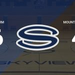 Storm Boys Varsity Basketball beats Mountain View 66 – 41