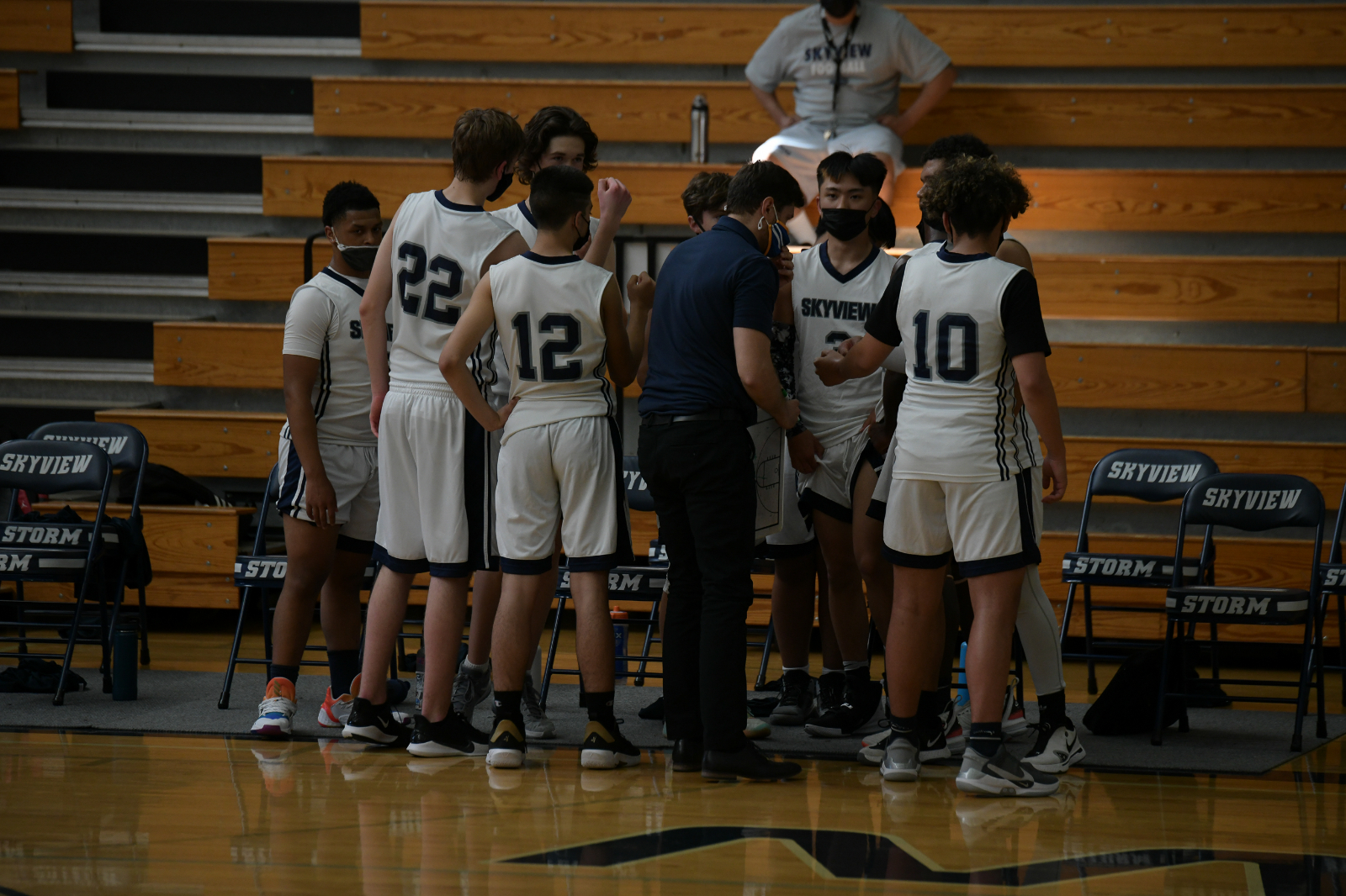 Skyview Freshmen Basketball v Mt. View – April 20, 2021