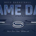 Boys Basketbal live stream vs. Prairie Falcons