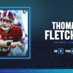 Skyview Alum Thomas Fletcher NFL Bound!