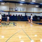 Girls Varsity Volleyball beats Columbia High School  (Burbank) 3 – 0