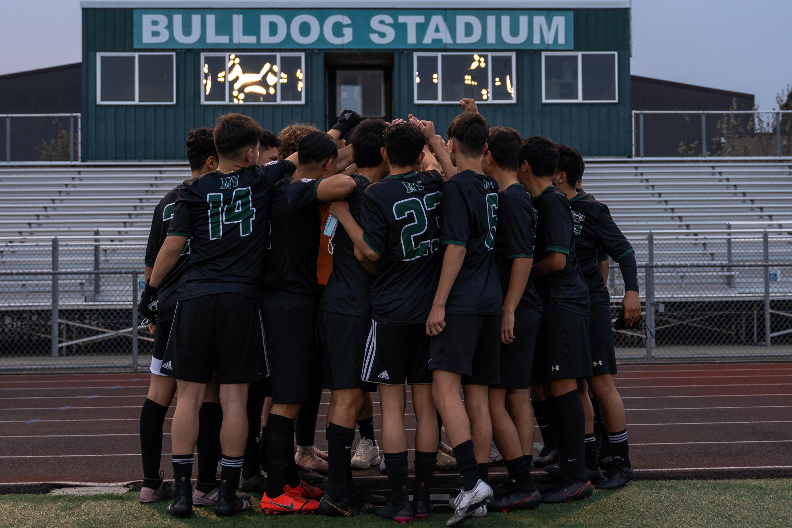 Boys' Soccer Looking to Set the Tone in 2021