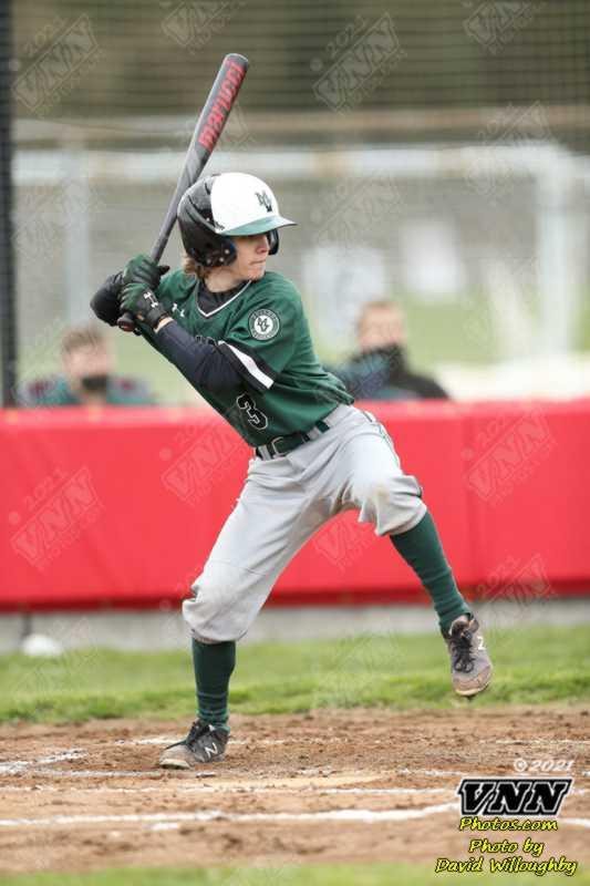 March 31, 2021 Mt Vernon at Mt Baker Baseball – David Willoughby