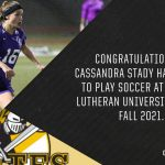Cassandra Stady Signs Letter of Intent