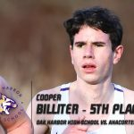 Cooper Billiter Has Strong Showing