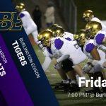 Friday Football – Watch Live Oak Harbor vs. Burlington