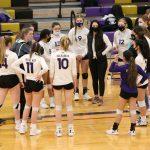 Final Home Volleyball Match 3/20