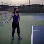 Girls Varsity Tennis falls to Lynden 5 – 2