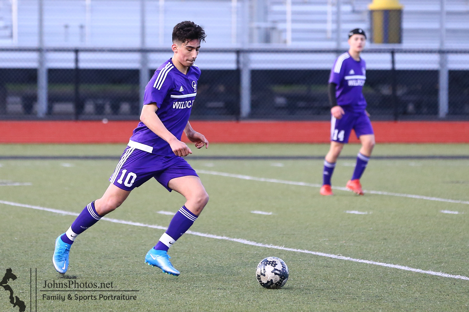 Watch Live – Boys Soccer Oak Harbor vs. Nooksack Valley