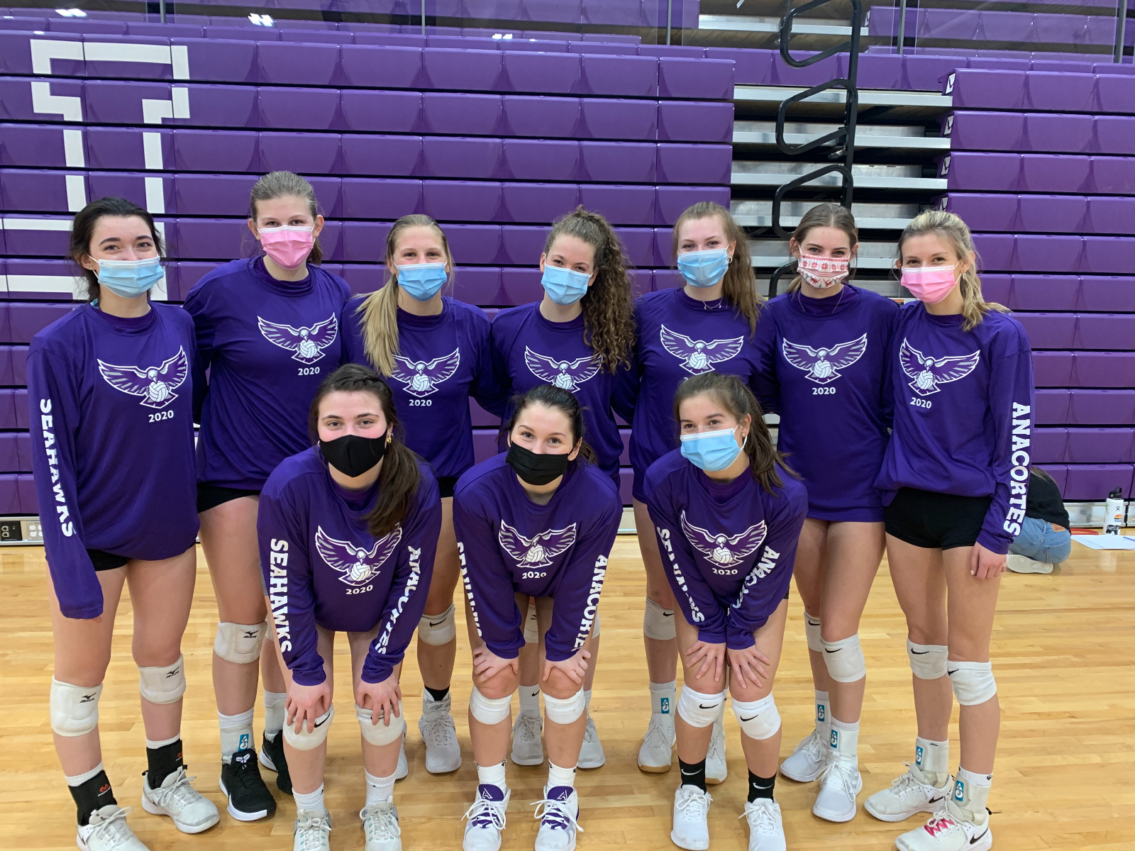 Volleyball season begins!