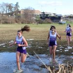 Girls Varsity Cross Country beats Oak Harbor 19 – 42