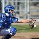 April 14, 2021 JV Baseball - Mt Baker at Ferndale - by David Willoughby