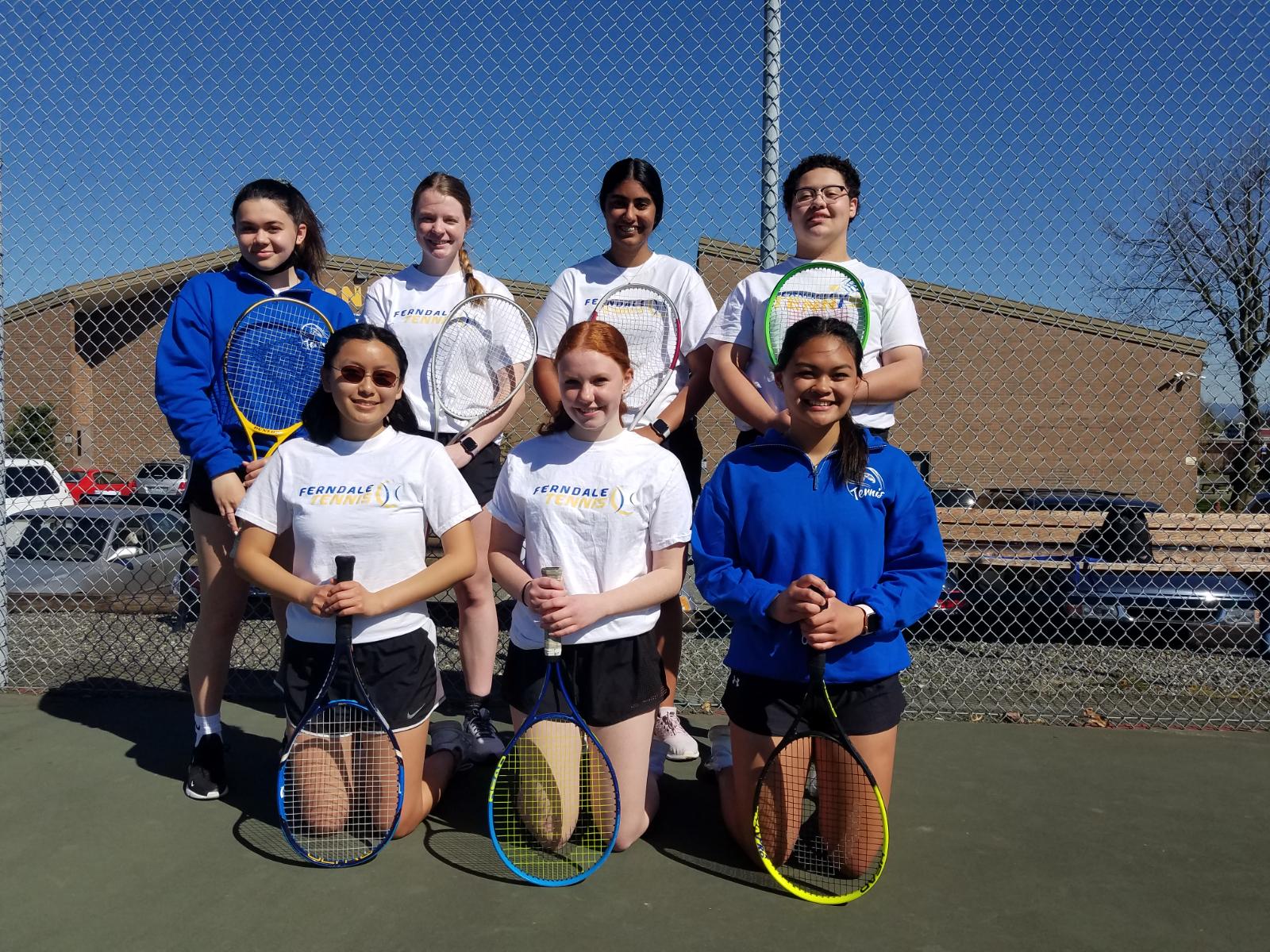 FHS Girls Varsity Tennis