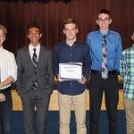 Cross Country Receives All Metro Honors