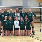 JV Volleyball Takes 1st Place