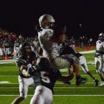 Football Notches Victory over Baldwin