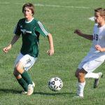 Boys Soccer Defeats Louisburg