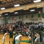 De Soto High School Boys Varsity Basketball falls to Smithville 55-76