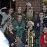 Wildcats Perform at the De Soto Mayor's Christmas Tree Lighting