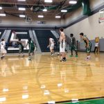 De Soto High School Boys Varsity Basketball falls to Kansas City East 36-42