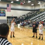 De Soto High School Girls Varsity Basketball beat Kansas City Southwest 75-17