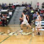 De Soto High School Girls Varsity Basketball falls to Olathe-Northwest 46-52
