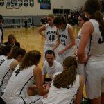 De Soto High School Girls Varsity Basketball beat Spring Hill High School 50-27