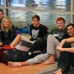 Boys Swim Team Celebrates Individual Successes at Turner