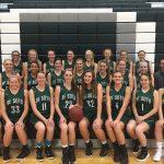 De Soto High School Girls Varsity Basketball beat Ottawa High School 44-37