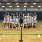 De Soto High School Girls Varsity Basketball falls to Paola High School 42-57