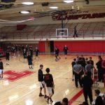 De Soto High School Boys Varsity Basketball beat Jefferson West High School 51-38