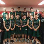 De Soto High School Boys Varsity Basketball beat Tonganoxie 45-38