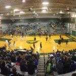 De Soto High School Boys Varsity Basketball falls to Basehor-Linwood High School 32-63