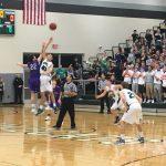 De Soto High School Boys Varsity Basketball beat Baldwin High School 66-44