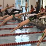 De Soto High School Boys Varsity Swimming finishes 13th place