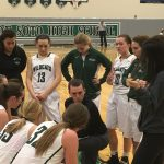 De Soto High School Girls Varsity Basketball beat Ottawa High School 43-29