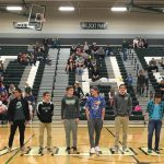 Track Athletes Honored for Records and Championships