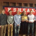 Scholars Bowl Takes 3rd at State