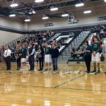 De Soto High School Boys Varsity Basketball falls to Paola High School 56-80