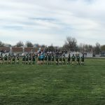 De Soto High School Girls Varsity Soccer beat Ottawa High School 10-0