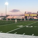 De Soto High School Girls Varsity Soccer beat Olathe North High School 2-0