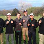 Varsity Golf Finishes 1st Place