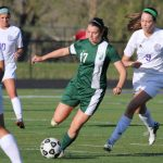 De Soto High School Girls Varsity Soccer ties Piper High School 0-0